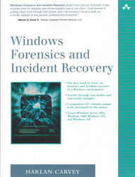 Windows Forensics and Incident Recovery